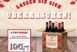 Vinos Wein-Angebot Überraschung