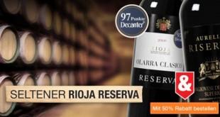 Der-Weinversand Wein-Angebot Rioja