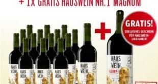 Vinos gratis Magnumflasche