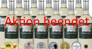 calle weißwein beendet