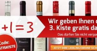 1+1=3 Weinvorteil
