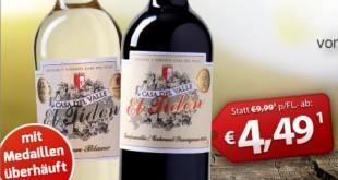 Mehrfach prämierte Topweine bei Weinvorteil