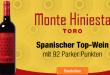 Monte Hiniesta der-Weinversand