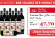 12er Lumos Weinpaket bei Vinos