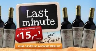 Alonso bei Weinvorteil