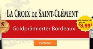 Bordeaux bei der-Weinversand