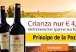 Crianza bei der-Weinversand