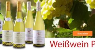 Weißwein Weinpaket