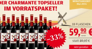 Rotwein Topseller