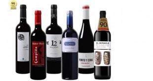 Robert Parker Weinpaket