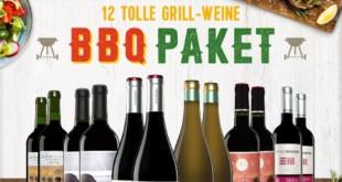 BBQ-Wein-Paket