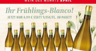 Weinangebot Blanco