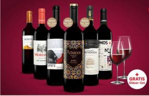 vinos Rotweinpaket
